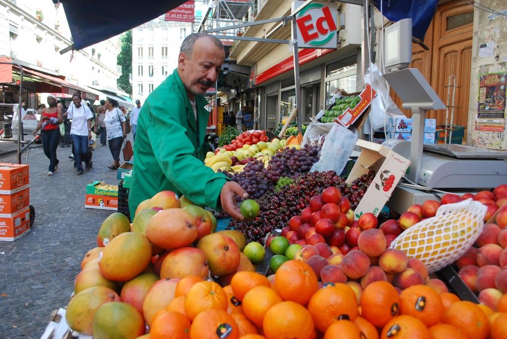 Algerian market