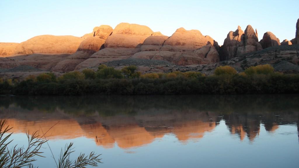 Moab hills