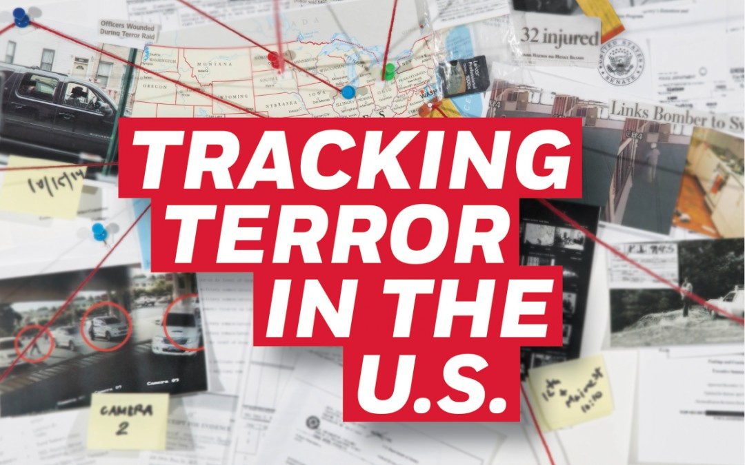 Tracking Terror in the U.S.