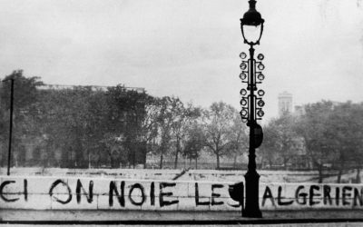 When the Bridges of Paris Ran Red with Algerian Blood