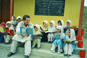 Greg Mortenson Talks Travel and Changing Lives :   Greg Mortenson, Author of Three Cups Of Tea