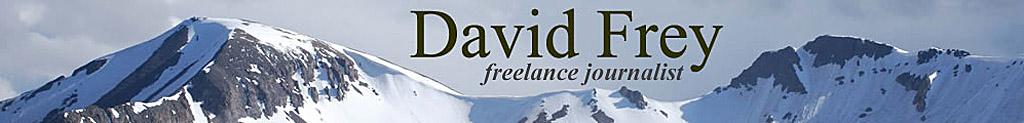 David M Frey